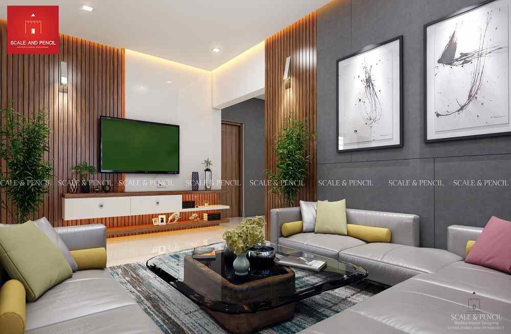 Residential home interior design kochi ernakulam kerala - Scale in interior design ...